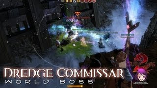 World Boss – Champion Dredge Commissar (Dredgehaunt Cliffs)