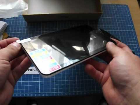 Посылка из Китая - Фаблет Cube U51GT Talk 7x (планшефон)