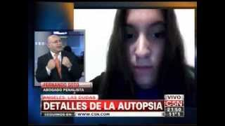 Caso Angeles Rawson - Analisis por Beatriz Goldberg - C5N