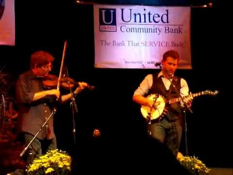 Tim O'Brien&Bryan Sutton MOUNTAIN SONG FESTIVAL 2011 VIDEO 2
