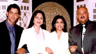 Rendezvous with Simi Garewal Hrithik Roshan with Family Part-1