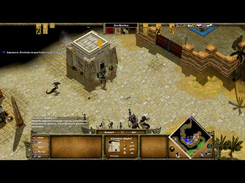 Age Of Mythology: O Guardião do Egito #12