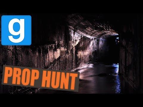 #8 - КАНАЛИЗАЦИЯ xD - Prop Hunt - Garry's Mod
