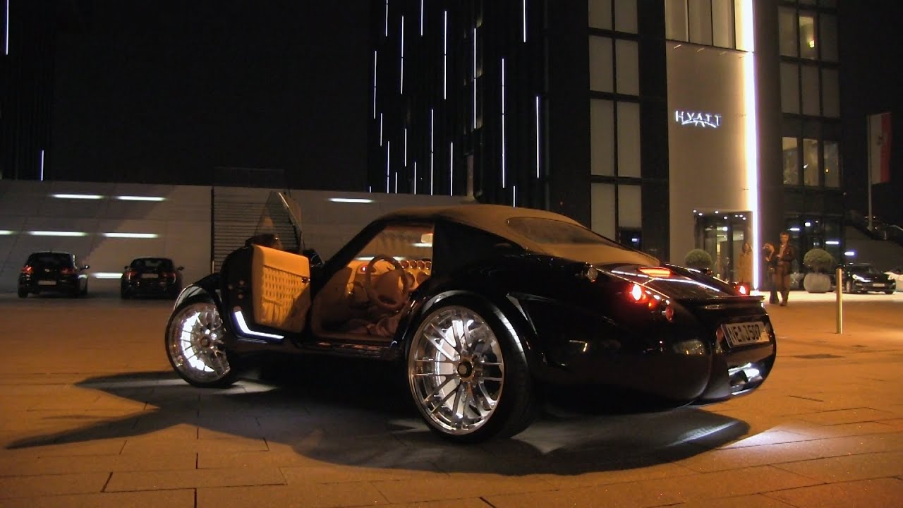wiesmann mf5 by lector great v10 sound youtube. Black Bedroom Furniture Sets. Home Design Ideas