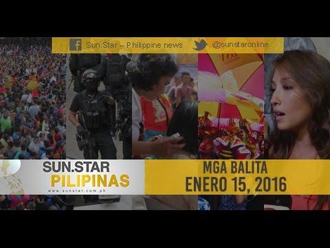 SUN.STAR PILIPINAS JANUARY 15, 2016