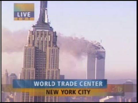 today show morning of 11 september 2001