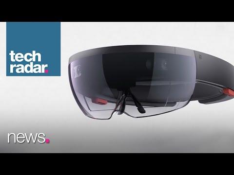 TechRadar Talks - Microsoft's Next Step With HoloLens