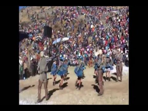 Danza Chumbivilcana:Colegio San sebastian Livitaca(Festival Warari 2012)