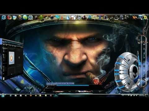 Descargar e instalar skin invader de alienware para reproductor wmp