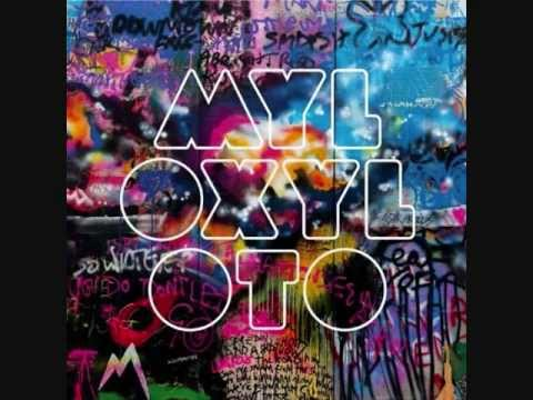 Coldplay - Up in flames (Official Coldplay Version)