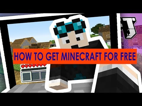 How To Get Minecraft For Free On PC 2017 ( Multiplayer included) NO VIRUSES