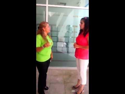 Entevista con Alejandra Rendón de la coalición Revolución en Chihuahua, Chih.