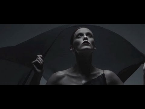 "Giorgio Armani - ""The Color of the Night"" ft. Karen Elson"