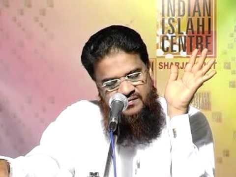Shubha-karamaya Maranam Hussain Salafi Speech 2010 Muslim Kerala Islahi video