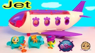 Download LPS Airplan JET Playset Littlest Pet Shop Exclusive Bobbleheads Toy Unboxing Video - Cookieswirlc 3Gp Mp4