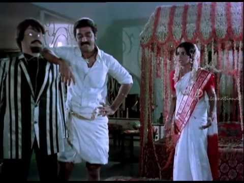 Sakalakala Vallavan | Tamil Movie | Scenes | Clips | Comedy | First Night Scene video