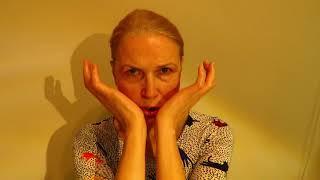 Натуральная косметика. Японский само-массаж лица.