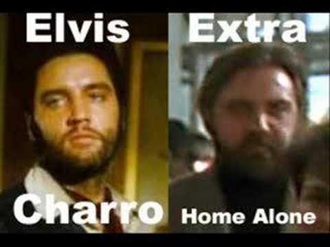 elvis in 1977 vs extra in home alone 1990 youtube