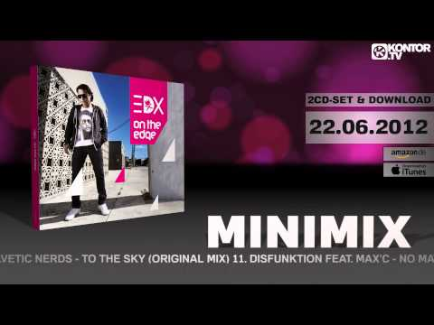 Sonerie telefon » EDX – On The Edge (Official Minimix HD)