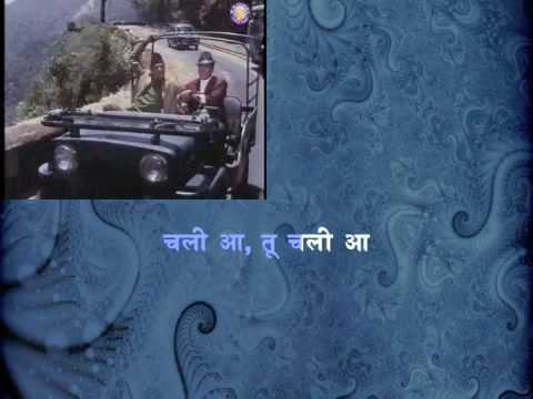 Mere Sapnon Ki Rani (H) - Aradhana (1969)