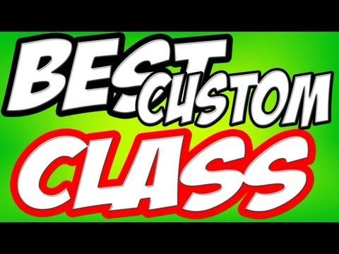 "MW3 Multiplayer Gameplay - ""Best Classes"""