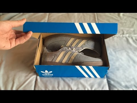 Adidas Skateboarding Shoes Unboxing