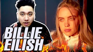 Billie Eilish - watch REACTION!!!