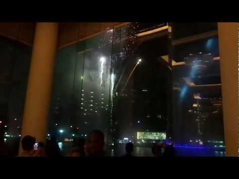 SHANGRI-LA HOTEL–BANGKOK-FIREWORKS
