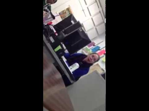 Fed Up Teacher Tells Student To Shut The Fuck Up (lmfao Must Watch) video