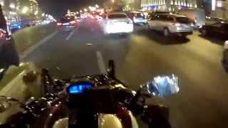 VRCC RUSSIA снова московские пробки