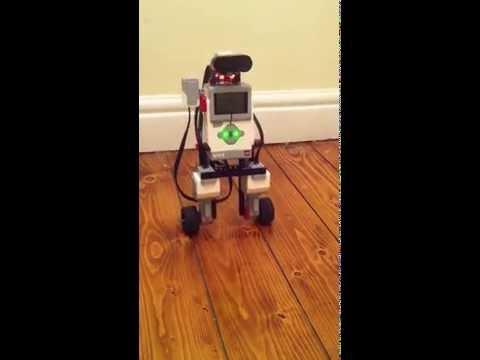 Lego EV3 Balancing Robot