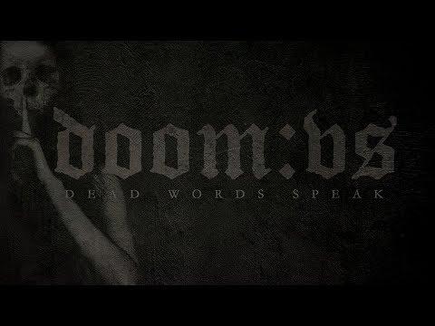 Doom Vs - Dead Words Speak