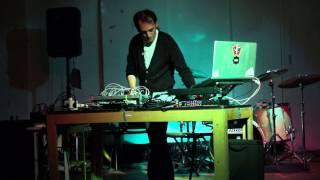 Cristian Vogel solo - HY! Festival Copenhagen 30/05/2015