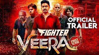 FIGHTER VEERA (2019) Official Trailer   Kreshna, Iswarya Menon    New South Movies 2019