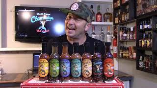 Sauce Talk with Bishop Brad / Woodys Original Clamlube Hot Sauce