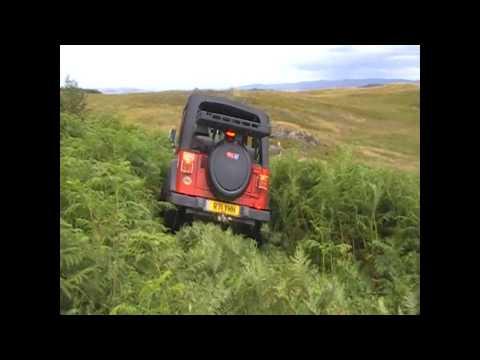 Jeep Wrangler Off Road