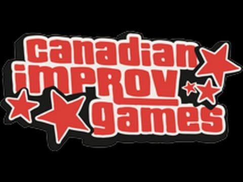 The Canadian Improv Games Finals 2013
