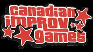 The Canadian Improv Games Finals 2013
