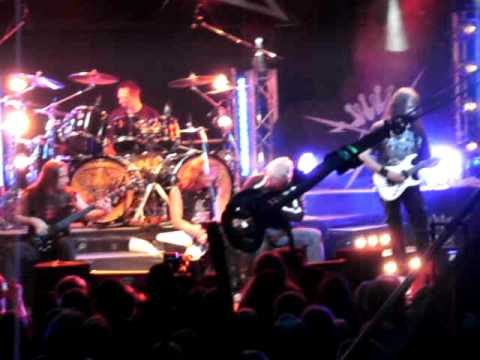 Gamma Ray With Michael Kiske -  Future World  Live In  Bochum 2011 video