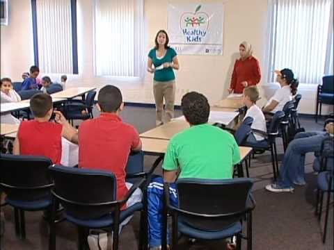 ACCESS Healthy Kids Program Children's Fitness
