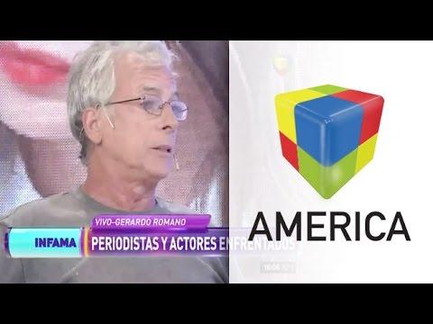 Gerardo Romano, arrepentido de sus dichos contra los votantes de Macri