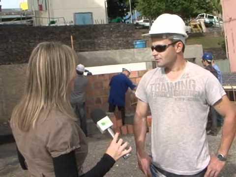 Tv Feevale - Percursos - Construção de Edifícios