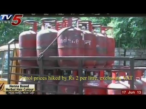 LPG Gas  price hike pain In VAT -TV5