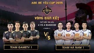 Trực tiếp AoE Bé Yêu Cup 2019 - Máy CSDN - Chung kết tổng ngày 16/06/2019