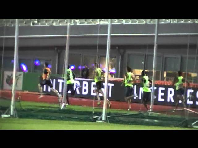 Mannen 800m Flamegames 22-08-2014 met Ronald Musagala Olympisch Stadion Amsterdam