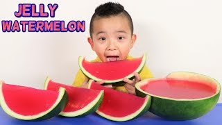 WATERMELON JELLY DIY Fun With Ckn Toys