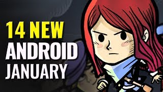 Android Playscore Scoop January 2018 | 14 Best New Android mobile games reviewed