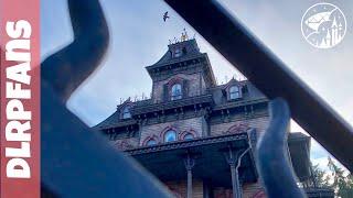 Phantom Manor back open ? Jack Skellington knows more at Disneyland Paris