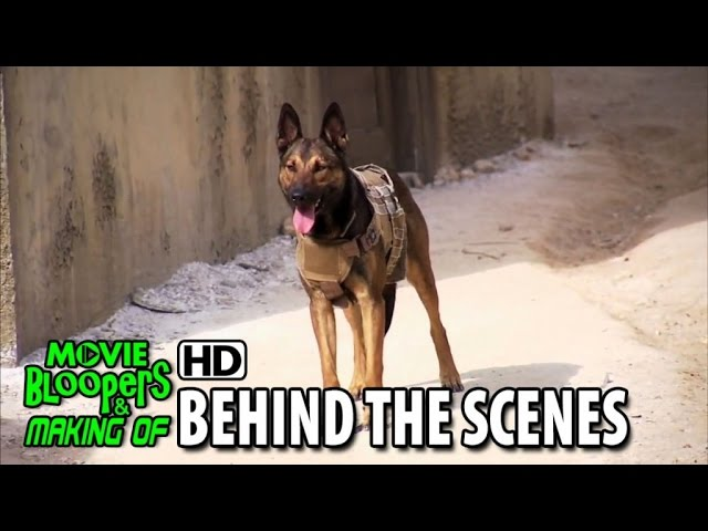 Max (2015) Making of & Behind the Scenes