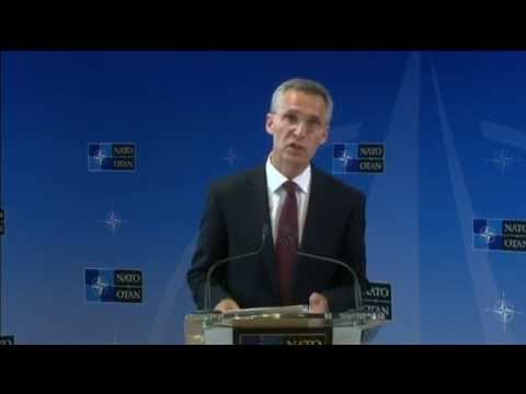 Stoltenberg Heads NATO: New alliance chief pledges security for Eastern Europe